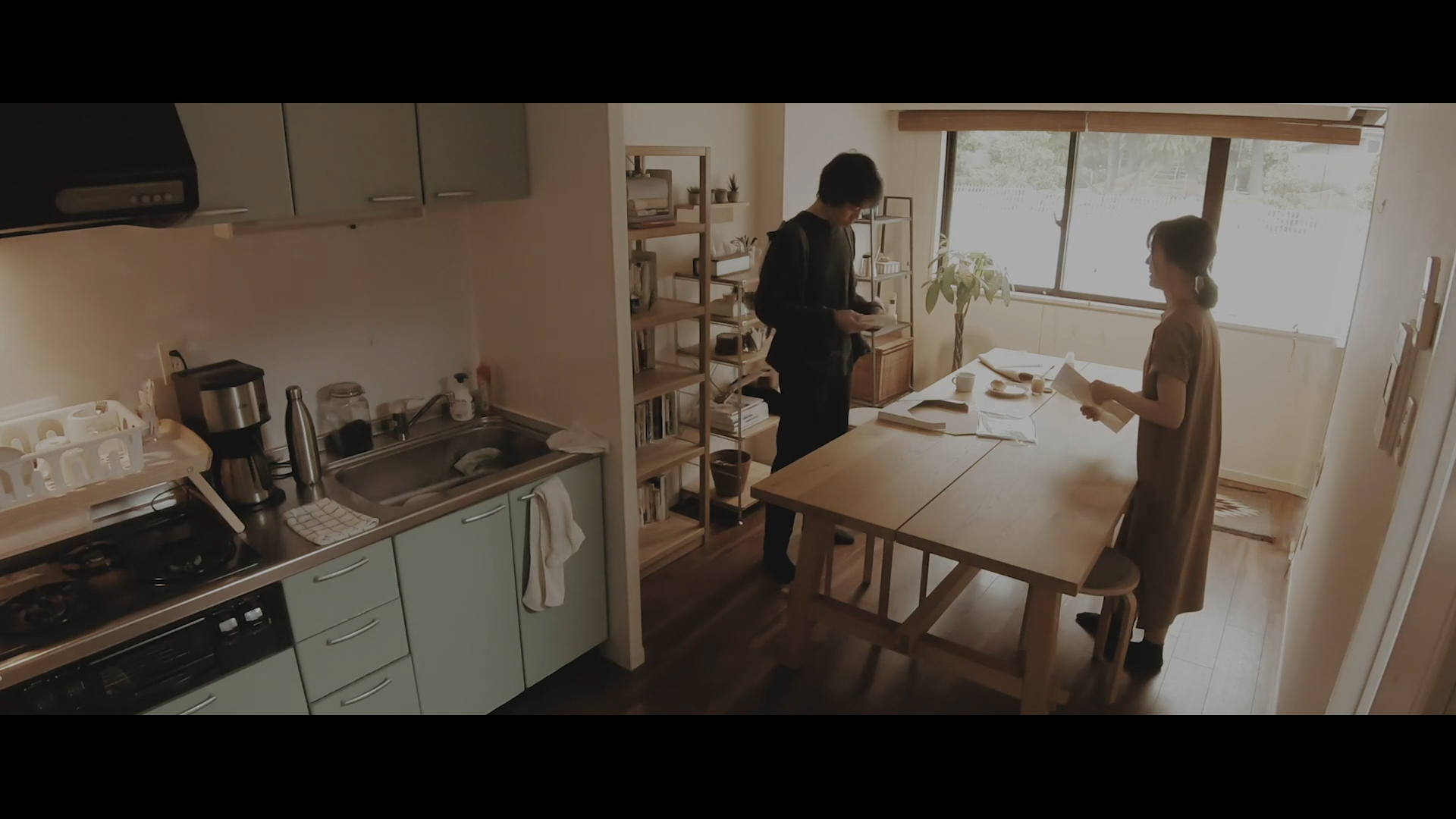 Lamp.Short Films <br />[未来/覗き見]
